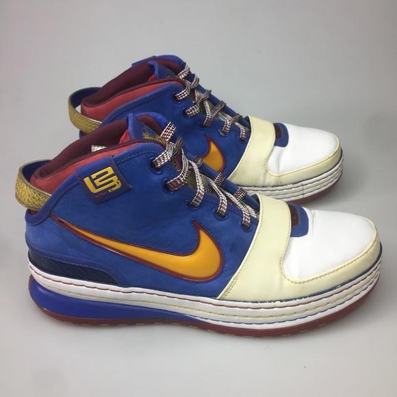Zoom Lebron 6 Superman Nike Zoom Air Veloce Black Sneakers  399785973